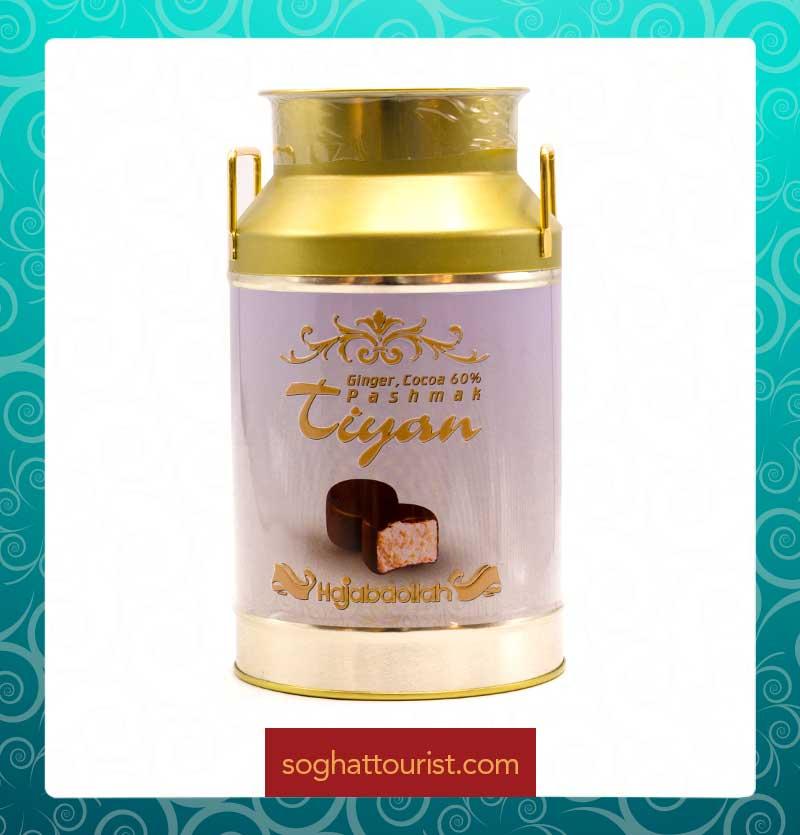 شکلات کادویی حاج عبدالله