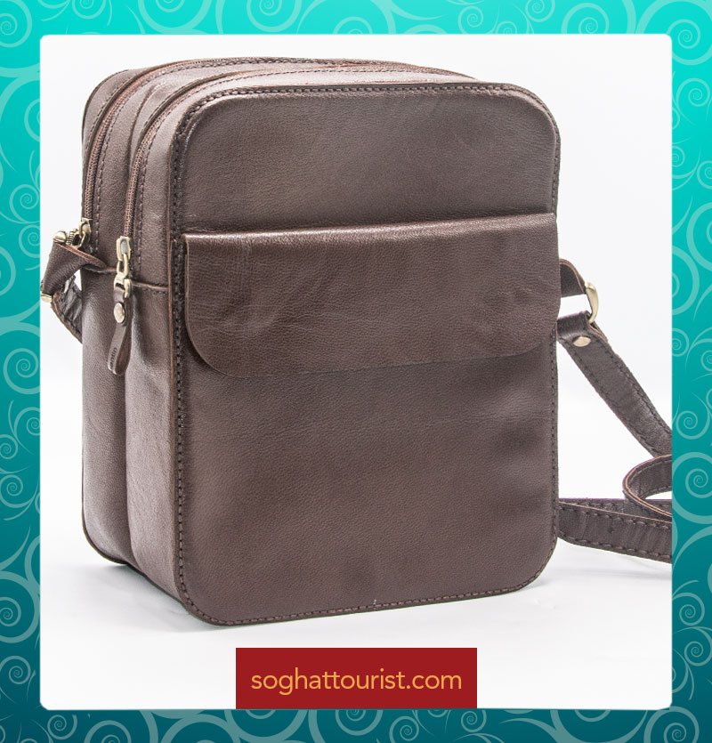 کیف پستچی دوطبله